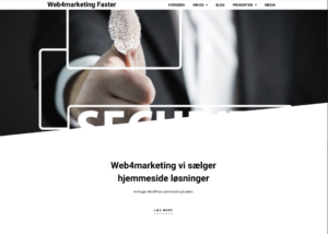 WordPress sponsor web4marketing